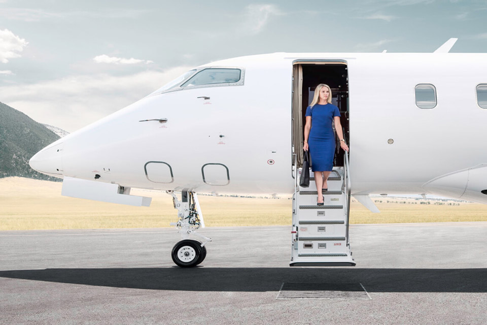 XO Premium Charter Flights